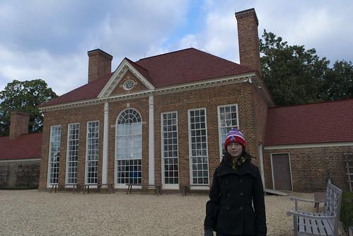 Mount Vernon, December 2014