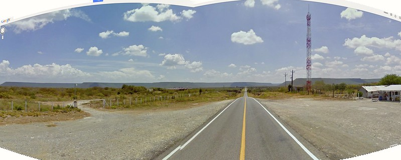 Mexico Highway 85