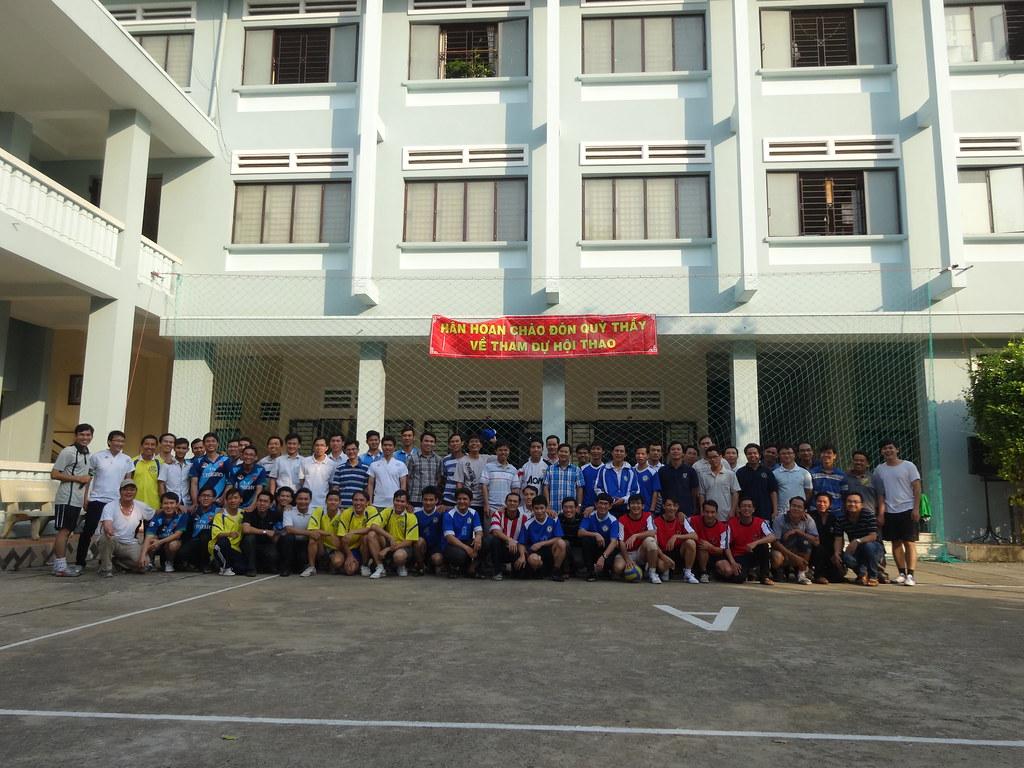 Trung Tâm Học Vấn Đa Minh: Hội Thao Mừng Bổn Mạng (Chung kết)