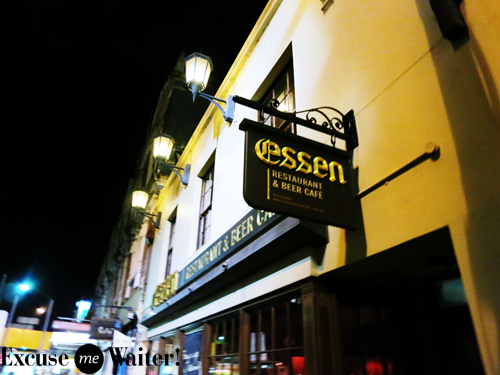 Essen Restaurant & Beer Cafe, Broadway