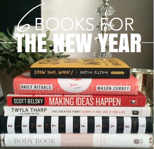 6 Books for The New Year