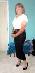 Black Skirt plus