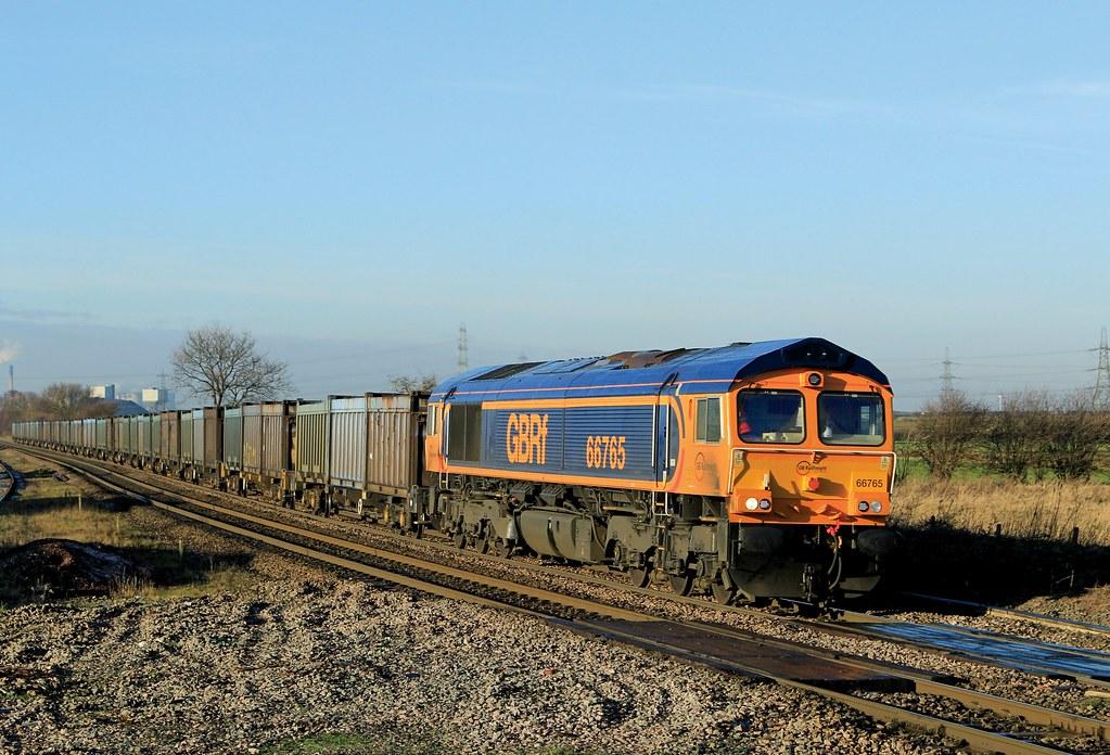 66765 @ Whitley Bridge