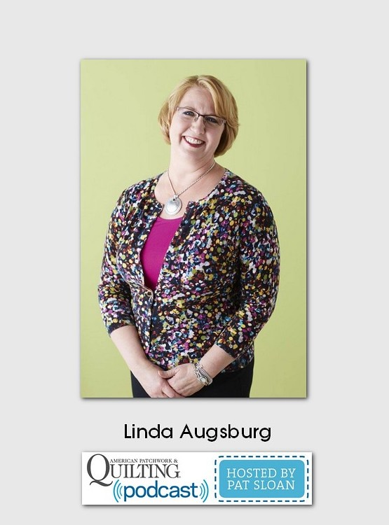 1 Pat sloan apq radio Linda Augsburg guest button