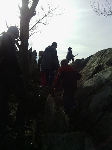 Dec 27 2014 Shenandoah National Park Bear Fence Hike