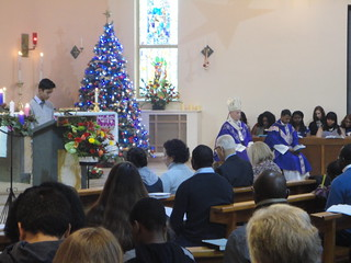 141221 - Youth Mass - Cray Valley