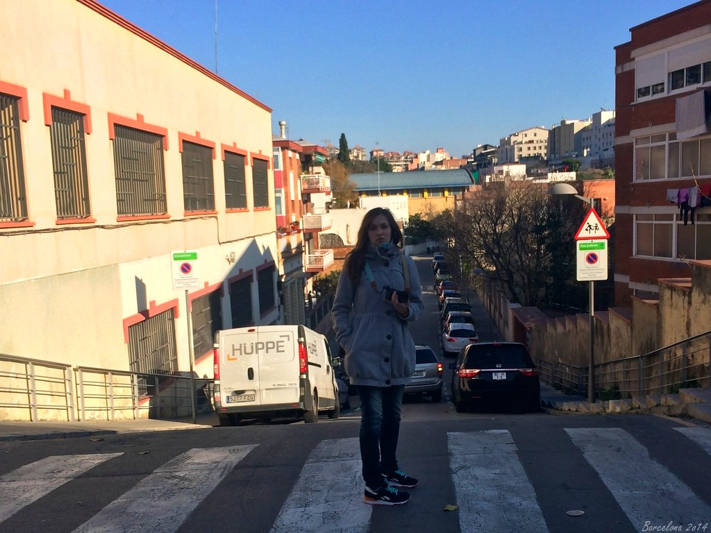 Barcelona day_2, Carrer de Larrard