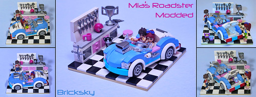 Mia's Roadster (modded)
