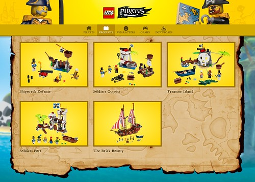 www - Products - Pirates LEGO.com