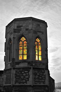 Gótikus torony