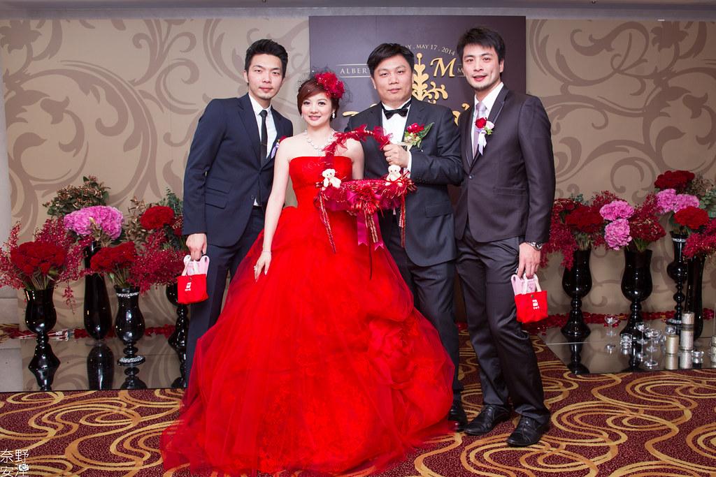 婚禮攝影-台南-家羽&旻秀-結婚-X-大億麗緻酒店 (91)