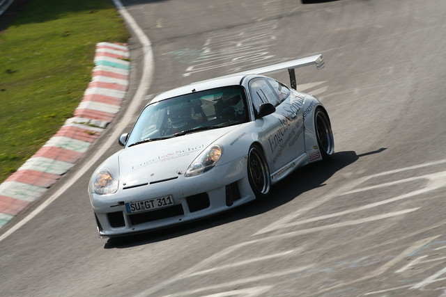 Porsche 996 GT3 RSR 1