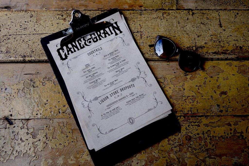 Cane & Grain, Manchester