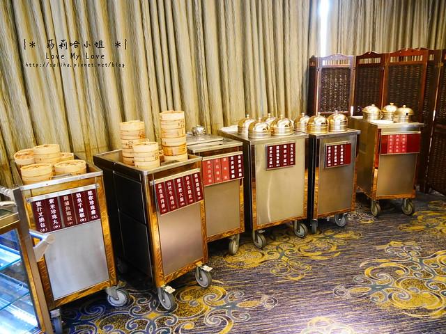 台北東區華漾大飯店港式飲茶 (40)