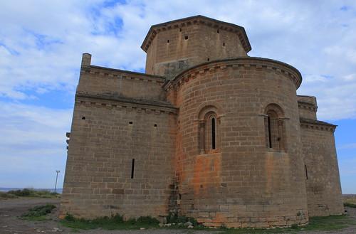 Santa María de Chalamera, Huesca, España 3.