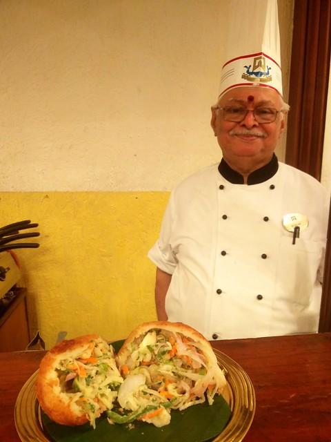 Mylapore Food Festival - ITC Dakshin (1)