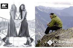Značky Sorel a Columbia přináší své novinky na trh