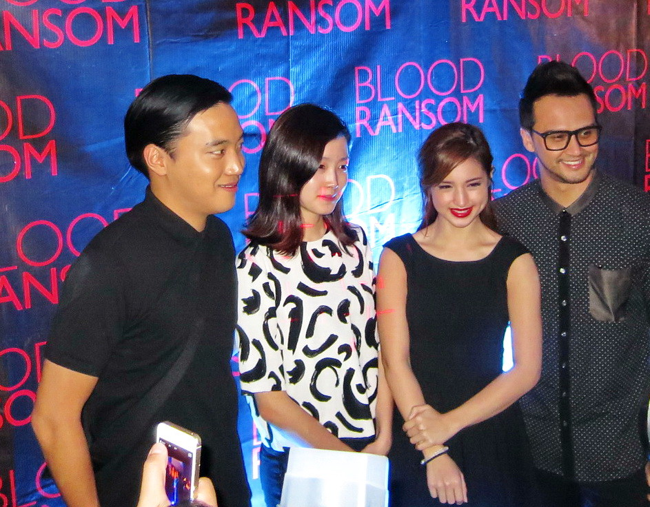 blood ransom movie premiere