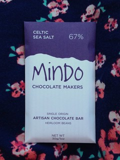 Mindo Celtic Sea Salt