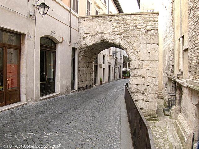 Spoleto - Dusus-Bogen