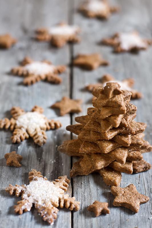Christmas сookies tree