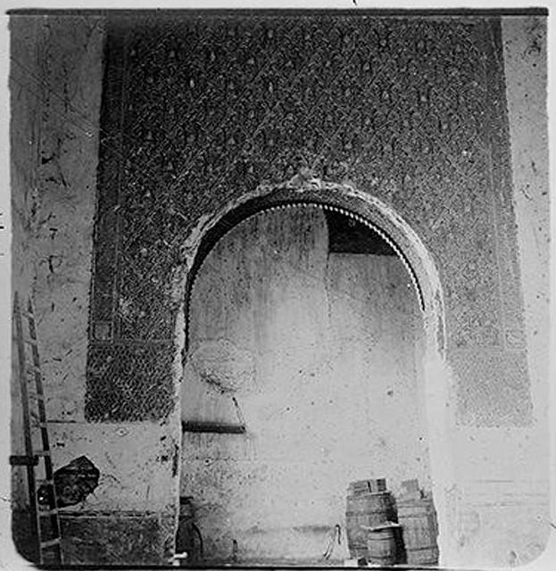 Taller del Moro en 1904. Fotografía de Augusto T. Arcimis © Fototeca del IPCE, MECD. Signatura ARC-0719_P