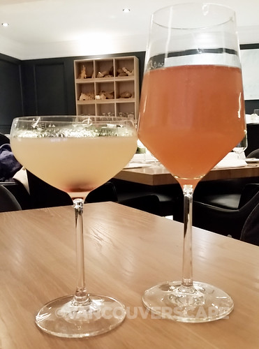 Boulevard cocktails: Hemingway and Bellini