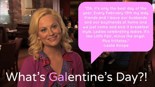 What's Galentine's Day?