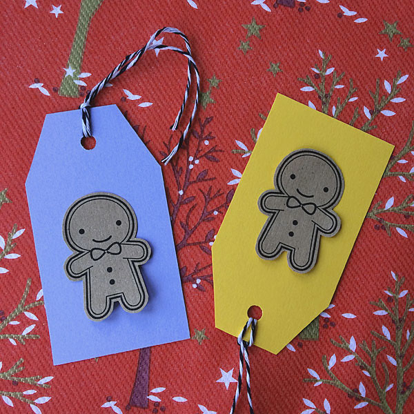 Cookie Cute tags