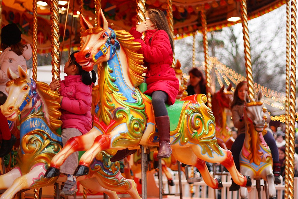 Winter Wonderland Carousel