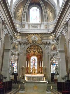 Iglesia de Saint-Louis