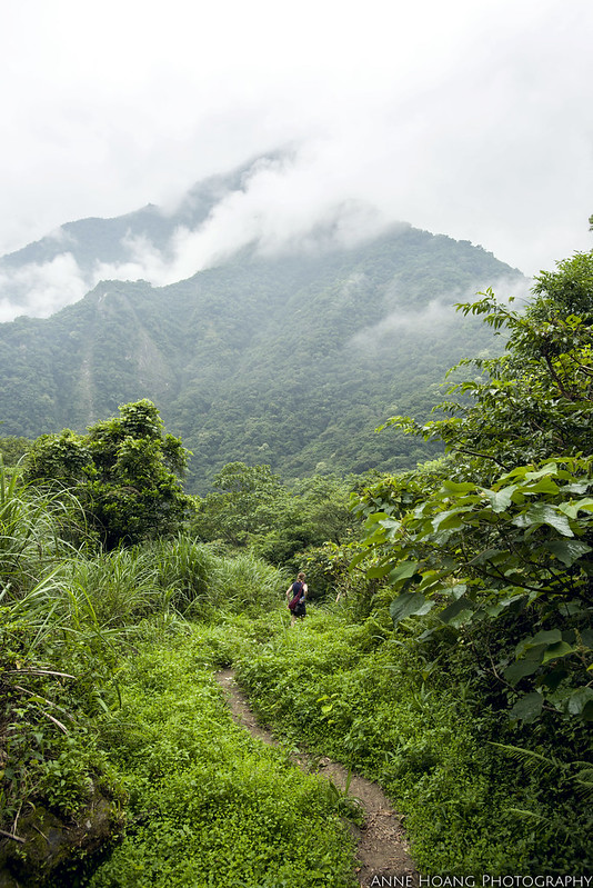 Zhuilu hiking trail
