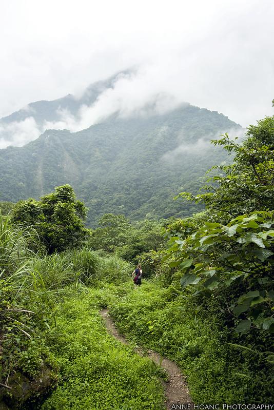 Zhuilu hiking trail