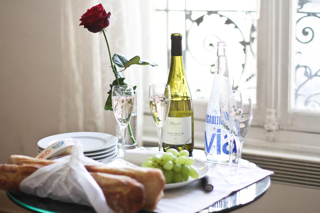 Paris dinner