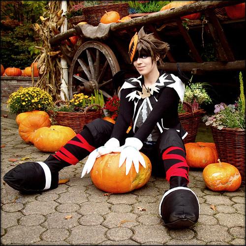 Cosplay - Sora Halloween; Cosplayer - Chibinis-chan; mi-ya-bi@animexx