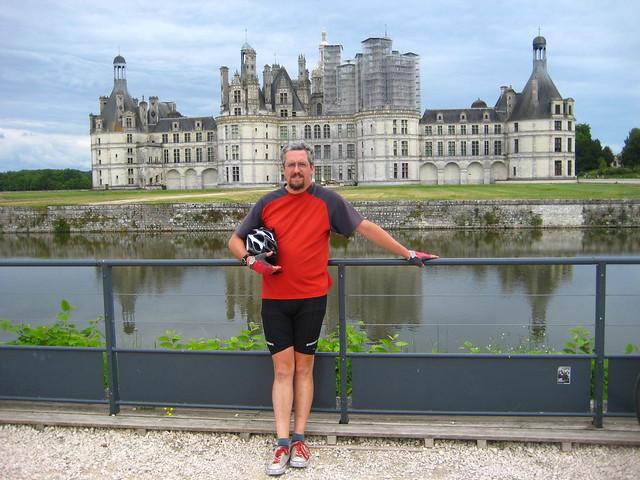 Me, Château de Chambord