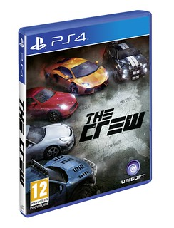 Paris Games Week The Crew cover PS4