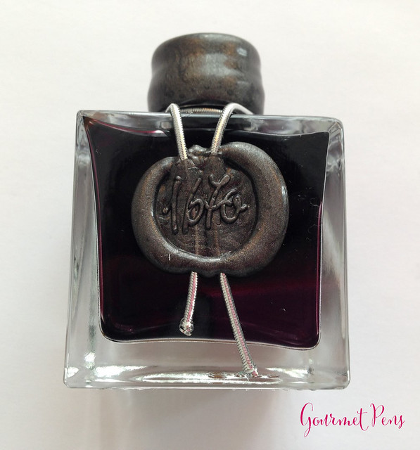 Review: J. Herbin Stormy Grey Ink @BureauDirect