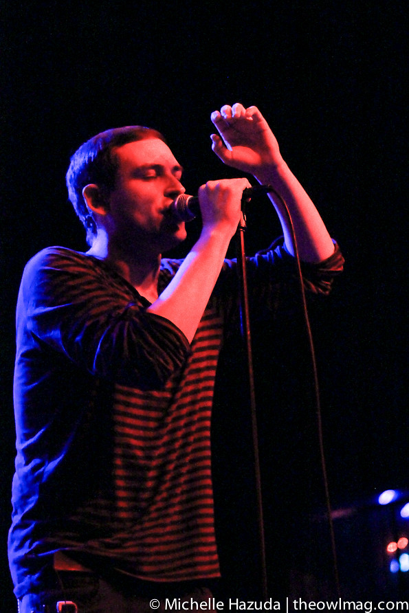 The Twilight Sad @ The Fonda Theatre, LA 11/7/14