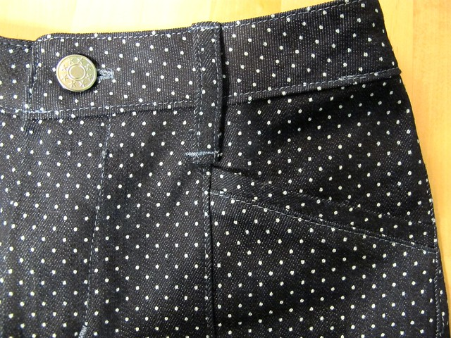 Dotty Jamie Jeans