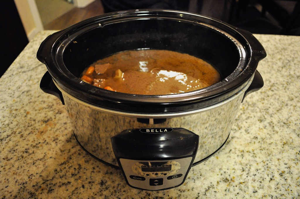 Beef Stew Crock Pot