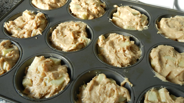Apple Streusel Muffins 15