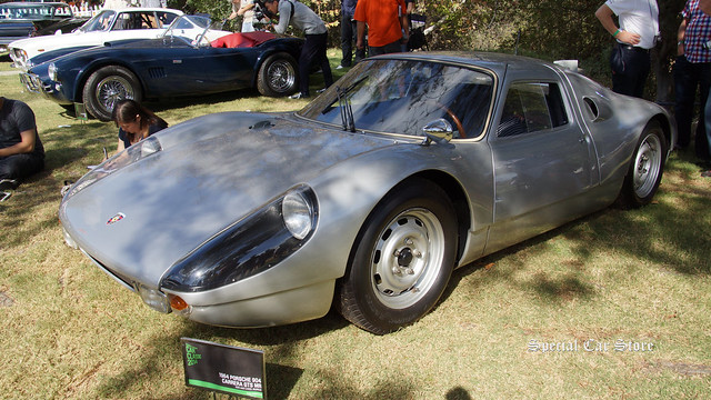 1964 Porsche 904 Carrera GTS MR Designers' Choice Award