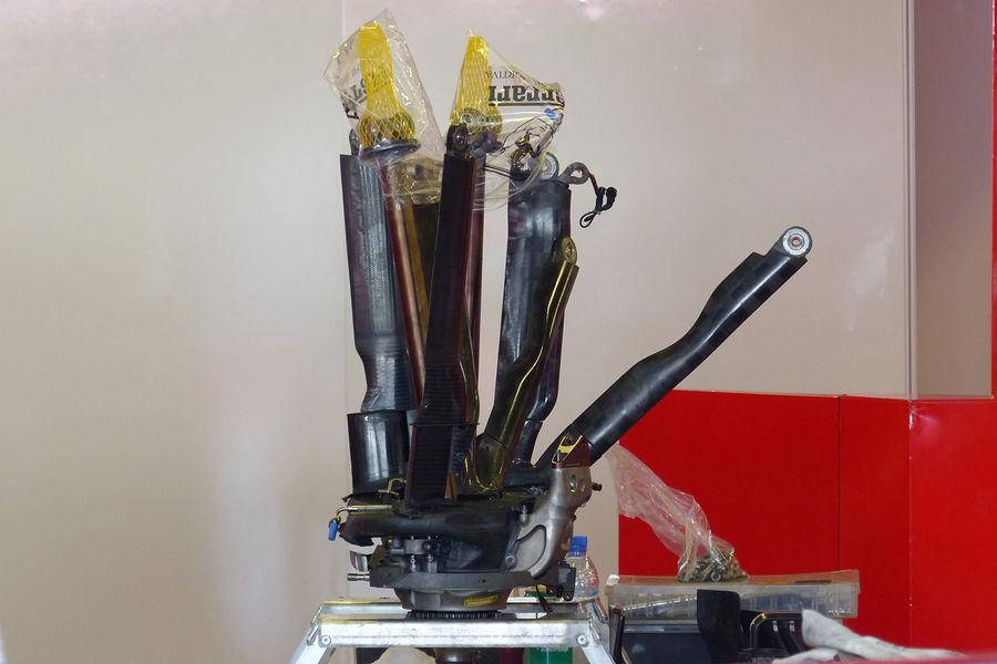 f14t-suspension