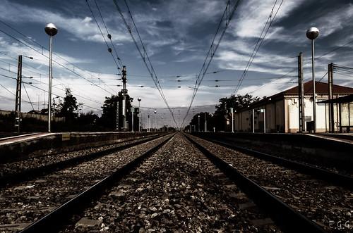 Estación de Épila