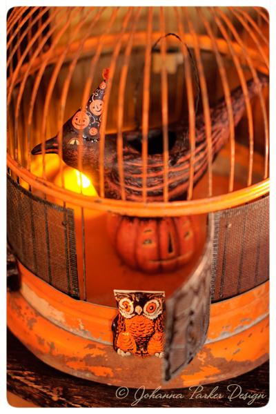 Halloween-Cage-Crow