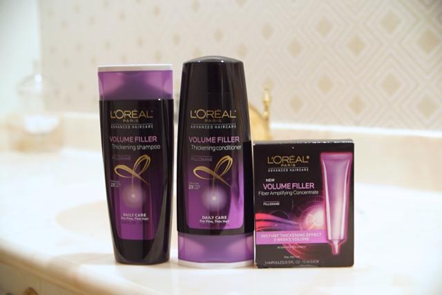 loreal paris volume filler advanced hair care