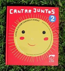 Livro com CD Cantar Juntos 2