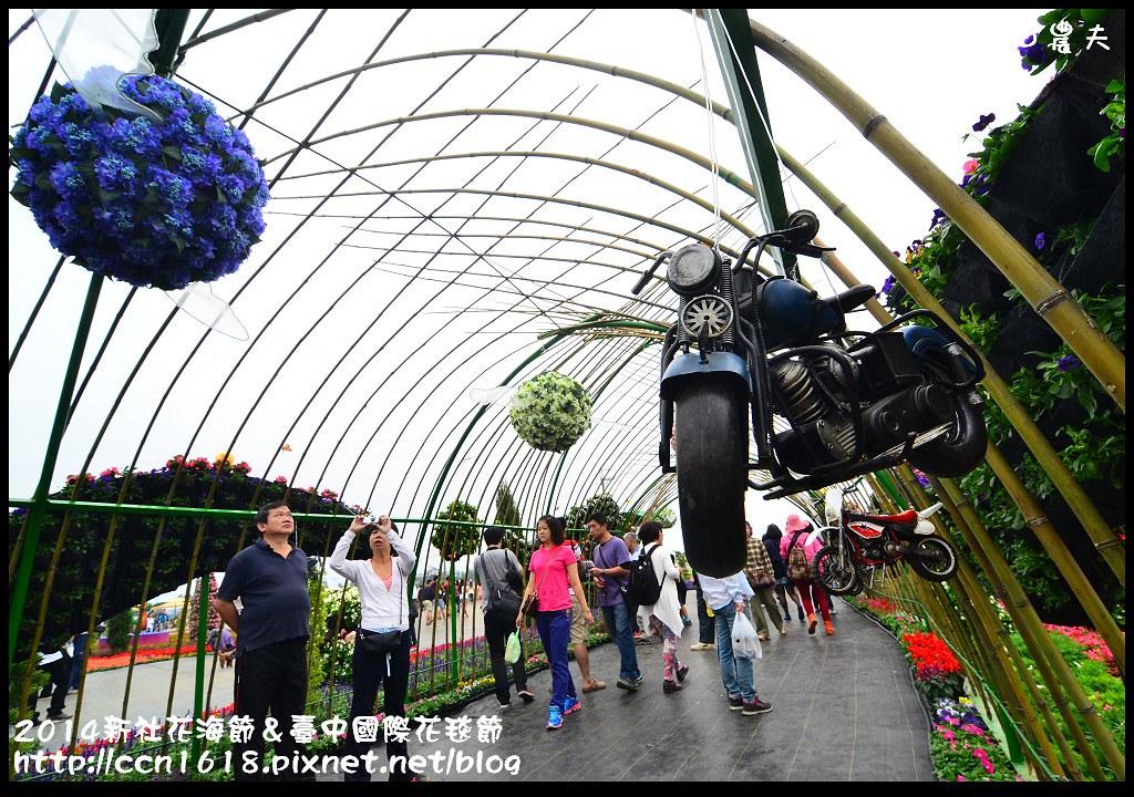 2014新社花海節&臺中國際花毯節DSC_5033
