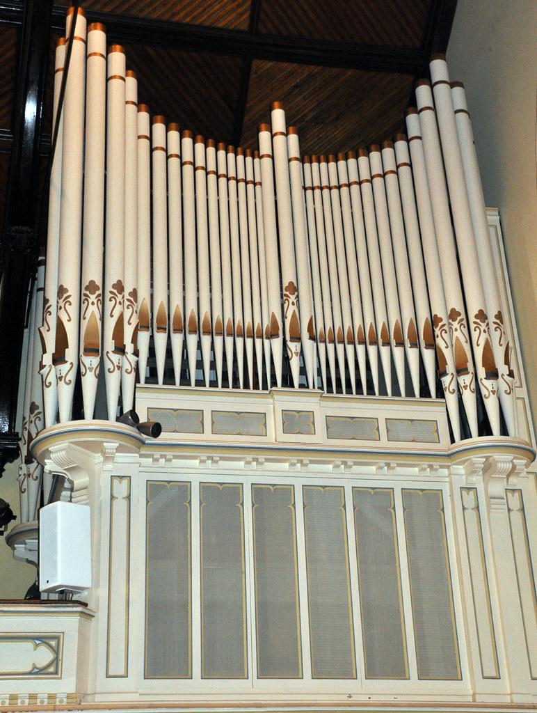 St. Matthew's Pipe Organ